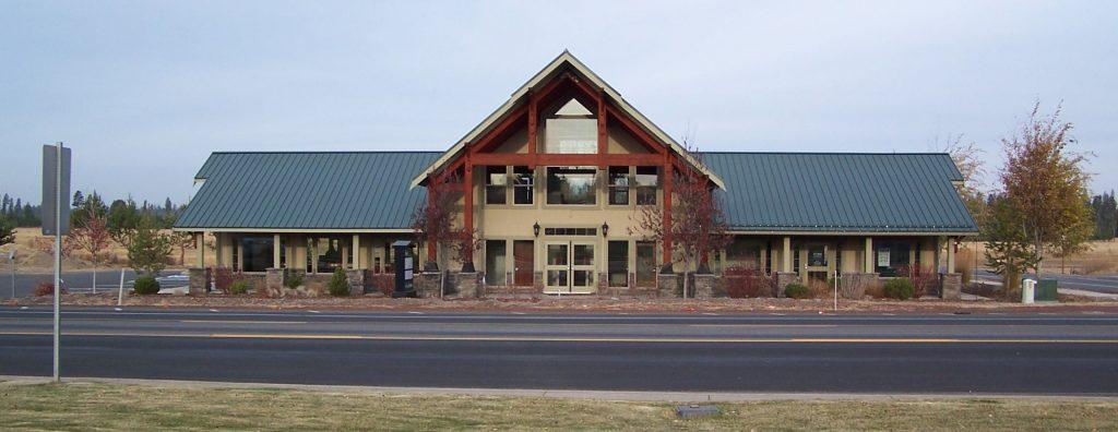 La Pine City Hall
